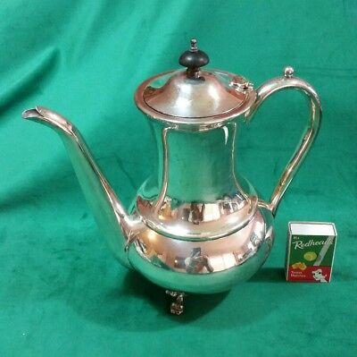 EPNS Silver Coffee Pot by Paramount Plate