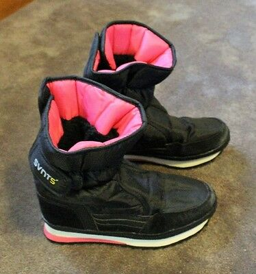SVNT5 Girls Snow Boots ~ SIZE US 6