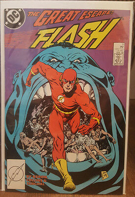 The Flash #11 (1987) DC Comics COMBINED SHIPPING
