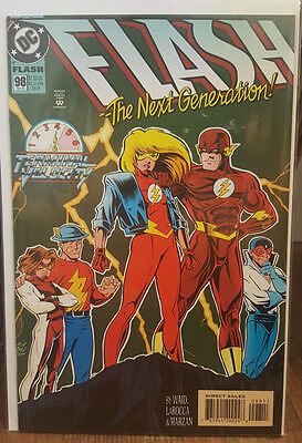 The Flash #98 (1987) DC Comics COMBINED SHIPPING