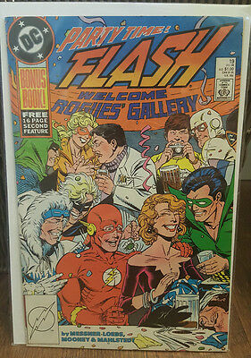 The Flash #19 (1987) DC Comics COMBINED SHIPPING