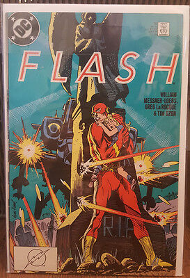 The Flash #18 (1987) DC Comics COMBINED SHIPPING