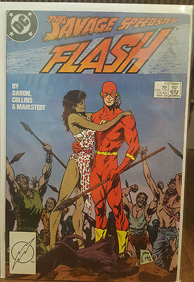 The Flash #10 (1987) DC Comics COMBINED SHIPPING