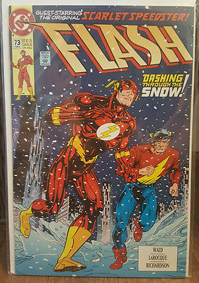The Flash #73 (1987) DC Comics COMBINED SHIPPING
