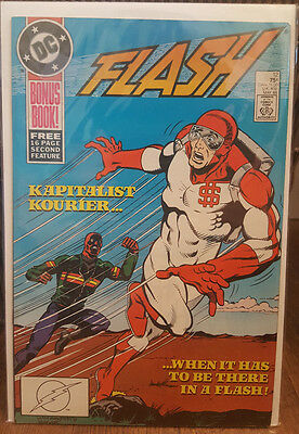 The Flash #12 (1987) DC Comics COMBINED SHIPPING