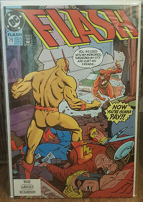 The Flash #79 (1987) DC Comics COMBINED SHIPPING