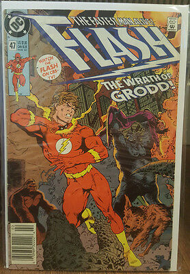 The Flash #47 (1987) DC Comics COMBINED SHIPPING