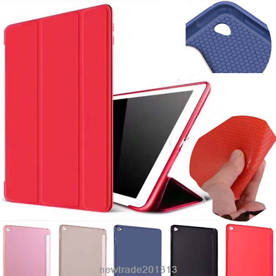 Shockproof PU leather Tpu Smart Stand Case for ipad Mini air Pro 11 10.5 2018 97