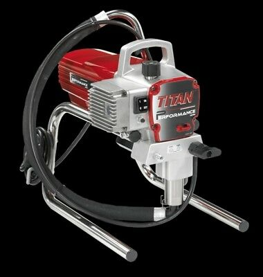 Titan Performance 450e commercial airless sprayer 110v RRP £1300 plus vat