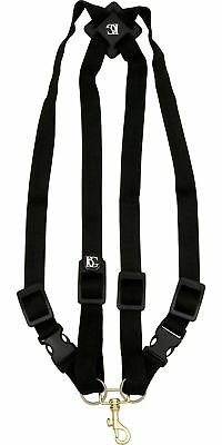 BG Saxophone Harness With Metal Snaphook For Women
