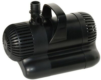 700-GPH Submersible Pond Pump Water Pool Clean Dirty Swimming Flood smartpond