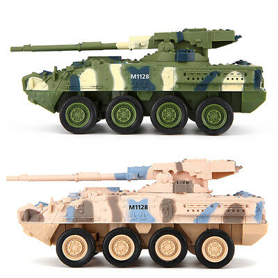 RC Tank 8021 Remote Control Military Battle Vehicle Model Toy Boy Birthday Gift