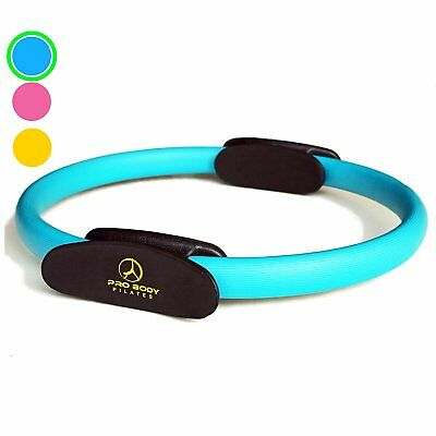 Pilates Ring - Superior Unbreakable Fitness Magic Circle For Toning Thighs, Abs
