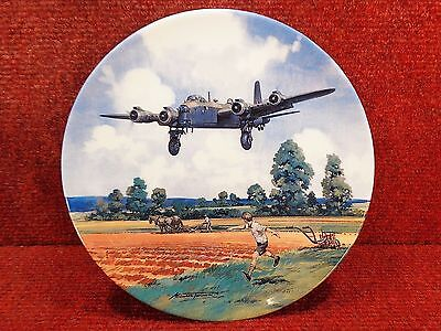 """DOULTON / BRADEX 8"""" STIRLING HOME RUN LIMITED EDITION Plate 3564D FREE UK POST"""
