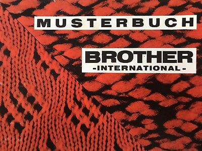 Brother Musterbuch