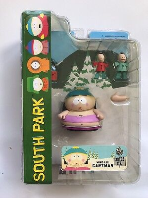 South Park Ming Lee Cartman Action Figure  Series 6 - Mezco - Terrance & Phillip