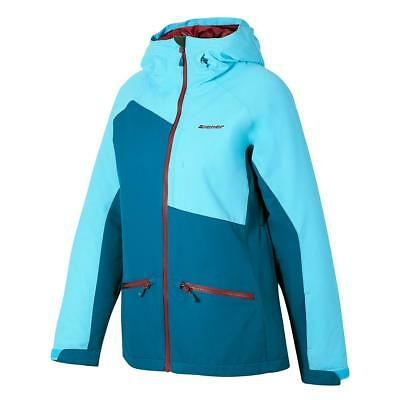 ziener damen skijacke snowboardjacke winterjacke sterre lady island blau gr 42 eur 83 00. Black Bedroom Furniture Sets. Home Design Ideas