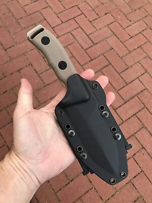 Microtech Crosshair - Tan Finish