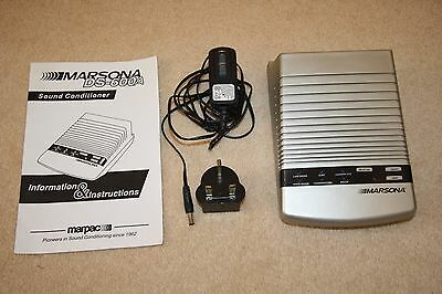 MARPAC MARSONA DS-600A Sound Conditioner Noise Reducing Cancelling RELAX SLEEP
