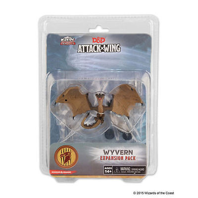 Dungeons & Dragons D & D Attack Wing Wyvern Expansion Pack New & Sealed