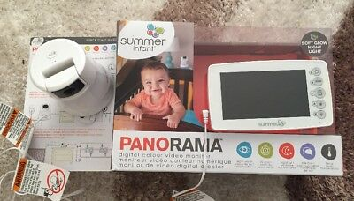 Summer Infant Full View Panorama Monitor