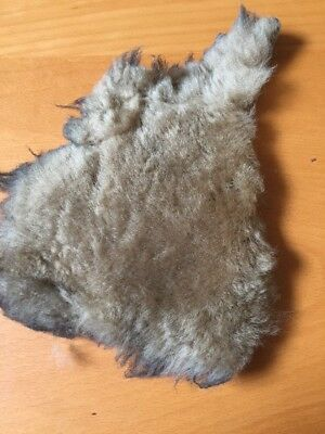 Sheepskin Off Cuts For Grackle Bridle