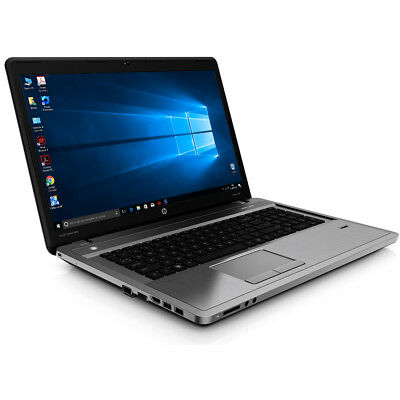 "Notebook Computer Portatile PC HP - Intel I5 - 6 GB Ram - 720 GB HDD - 17"" Polli"