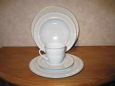 WINTERLING BAVARIA *NEW* PRELUDE Set 3 assiettes + 1 tasse avec soucoupe