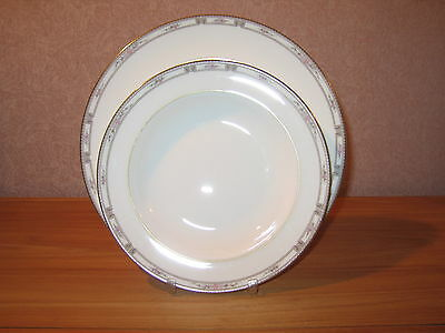 Wedgwood *NEW* Colchester 501325 Set 2 Assiettes Set 2 plates