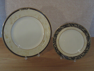 Wedgwood *NEW* Cornucopia Set 2 Assiettes Set 2 plates