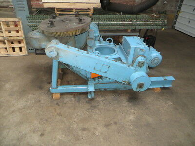 Weld Positioner 14,000 Lb. Capacity Cullen Friestedt Excellent Used