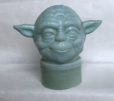 Vintage 1983 Topps YODA Candy Container bubble gum fleer STAR WARS