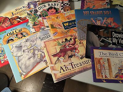 SRA Books, Voyages, Lot of 17 Books,10 Titles
