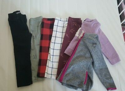 Baby Gap Old Navy Fall Toddler Girl Clothes sz 3 Preowned