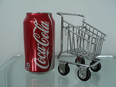 New Business Card Tiny Shopping Cart Holder / Fits/for Store Display Counter