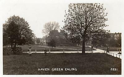 Haven Green Ealing RP pc used 1913
