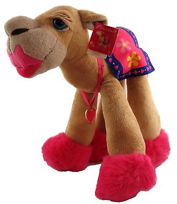 Sandy the camel soft toy Russ Berrie