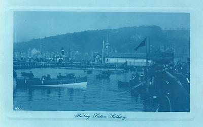 Boating Station Bute unused RP old pc Davidson