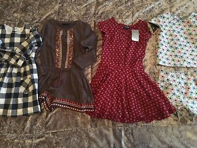 Girls bundle of clothes - Dresses/Shirts aged 3-4 years + NEXT and Mixed bundle