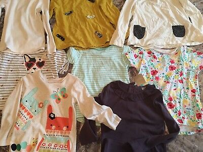 Girls bundle of clothes - Tops/Jumper aged 3-4 years + NEXT and Mixed bundle