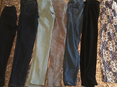 Woman's Clothes bundle size 10/12 clothes bundle trousers and jeans bundle