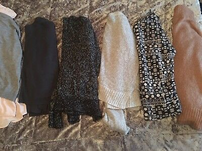 Woman's Clothes bundle size 10/12 clothes bundle jumpers