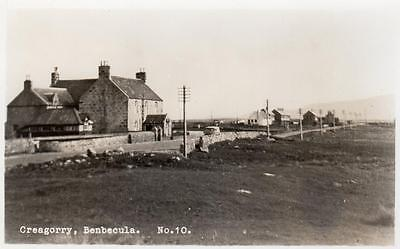 Creagorry Benbecula Outer Hebrides unused RP pc