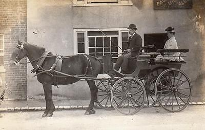 Horse & Carriage unlocated  RP old pc used