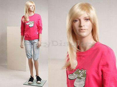 Child Fiberglass Mannequin Dress Form Display #SK09-MZ