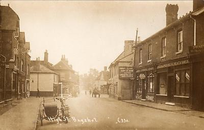High Street Bagshot Motorcycle Sidecar Shop Nr Camberley RP pc used