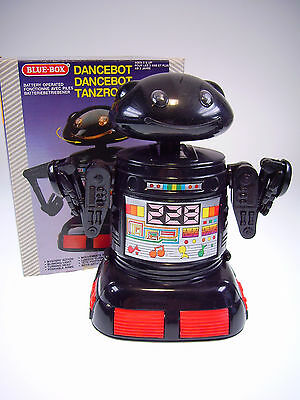 "GSR ROBOT "" DANCEBOT"" SINGAPORE++ BO OK, like NEU/NEW/NEUF++ GOOD BOX !"