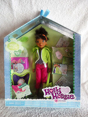 Holly Hobbie and Friends Design my Style Doll Carrie, Playset - New