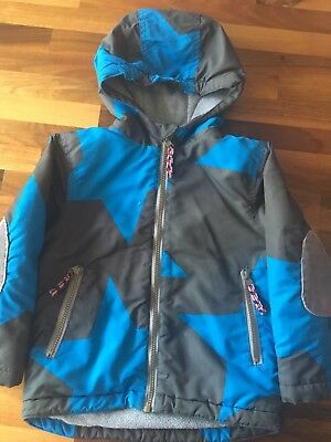 REGATTA BOYS COAT. AGE 3 - 4 YEARS. FEELS LIKE A WAXED COAT. REALLY GREAT FOR RAINY DAYS. EXCELLENT CONDITION. ONLY WORN A FEW TIMES. Seller assumes all responsibility for this listing. Shipping and handling. This item will ship to United States, but the seller has not specified shipping options.