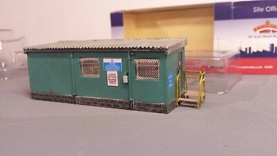 Bachmann Scenecraft  Oo Gauge Site Office And Plate Layers Hut